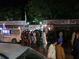 Afganistan'daki saldırıda ölü sayısı 170'e yükseldi