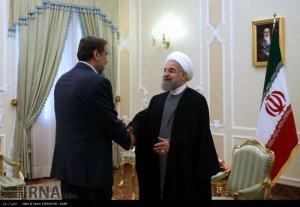 Ruhani: İran her zaman Filistin'in yanında olacak