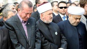 Erdoğan'ın gözyaşlarından etkilendi birinci oldu