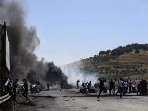 """Filistinli direnişçiler esirlerin mücadelesine destek için yarını """"Öfke Günü"""" ilan etti"""