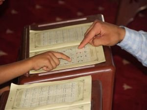 Kur'an kursları eğitim-öğretime başladı