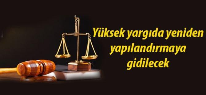 Yüksek yargıda yeniden yapılandırma