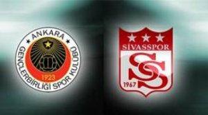 Medicana Sivasspor  90+2 de kazandı