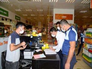 Diyarbakır'da haksız fiyat artışı denetimi yapıldı