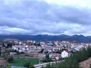 Zigana Dağları'na yılın ilk karı yağdı