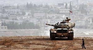 TSK, IŞİD mevzilerini Obüs topçu bataryalarıyla vurdu