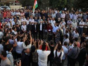 PKK/PYD Kamışlı'da protesto edildi