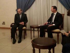 Esat: İran'ın verdiği destek ülkenin köklü ilişkilerini güçlendirmiştir