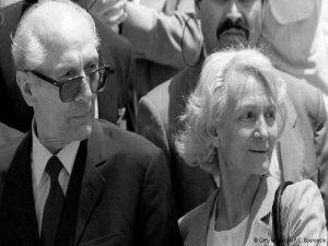 Almanya eski Eğitim Bakanı Margot Honecker öldü