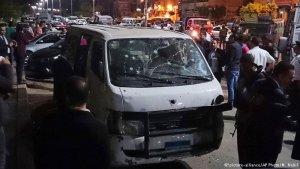Kahire'de IŞİD Mısır polisine saldırdı