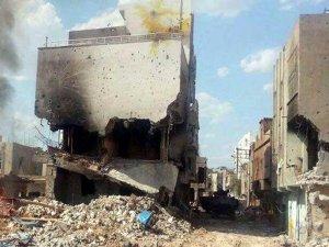 Nusaybin'de patlama: 2 Asker hayatını kaybetti