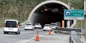 Bolu dağı tüneli 3 ay trafiğe kapatılacak
