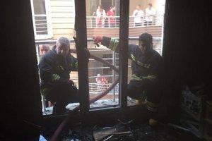 Mardin'de bir evde çıkan yangın evi küle çevirdi