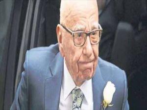 İslam düşmanı Murdoch'un derdine bak!
