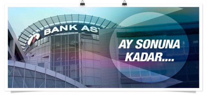 BDDK ve TMSF Bank Asya için kararını verdi