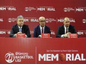 Basketbola Memorıal desteği