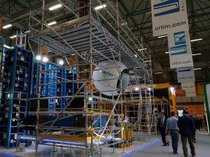 URTİM, Yapı Fuarı ile yeni pazarlara açılıyor