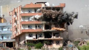 Şırnak'ta şiddetli çatışmalar