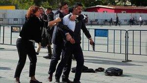 Saldırgan Murat Şahin tutuklandı