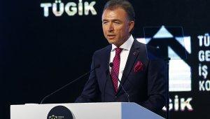 Erdoğan'ın 'istihdam' çağrısına TÜGİK'ten destek