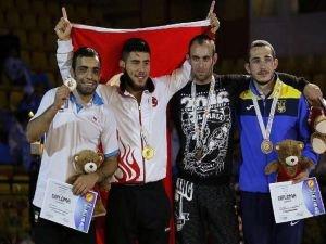 Sadak, 2.Kez Dünya Şampiyonu!