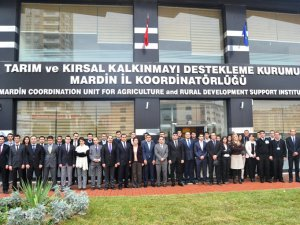 TKDK'dan Mardin'e destek