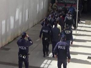 9 IŞİD'li tutuklandı