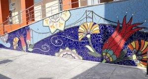 """""""Barış Mozaiği"""" törenle açıldı"""
