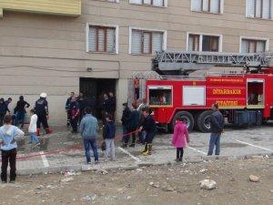 Silvan'da yangın korkuttu