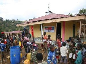 Deniz Feneri'nden Etiyopya'ya yardım