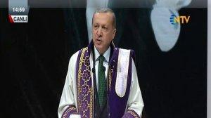 Erdoğan: Çıkarlarını korumak için yapmayacakları ihanet yoktur!