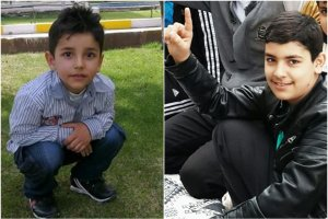 Elazığ'da 2 çocuk kardeşe kurşun yağmuru