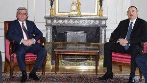 Azerbaycan Cumhurbaşkanı Aliyev, Sarkisyan ile bir araya gelecek