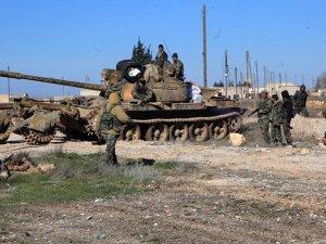 Suriye ordusu Deyr Ez Zor'da IŞİD militanlarını püskürttü
