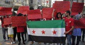 Suriye'deki saldırılar kınandı!