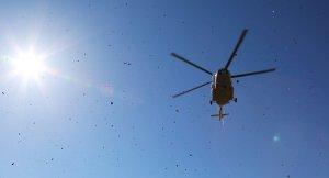 Rusya'da özel bir helikopter düştü: 2 ölü