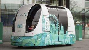 Sürücüsüz otobüslerle şehir turları başlıyor