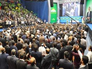 HÜDA PAR'da yeni yönetim belirlendi