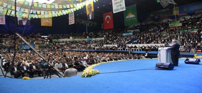 Yapıcıoğlu yeniden Genel Başkan seçildi