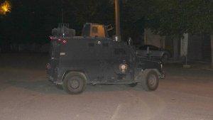 Polis kontrol noktasına silahlı saldırı