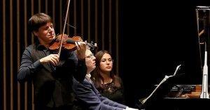 Joshua Bell'e İstanbul'da büyük ilgi