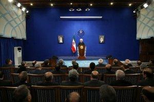 Ruhani: İran dünya ile ekonomik canlanmada hareketlenmeye sebep olur