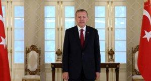 Erdoğan: 19 Mayıs meşalesi yolumuzu aydınlatıyor