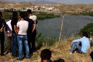 Cizre'de Dicle Nehrine atlayarak intihar eden genç bulunamadı