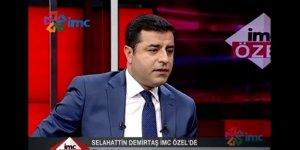 Demirtaş: Referanduma karşı 'HAYIR' kampanyası başlatacağız