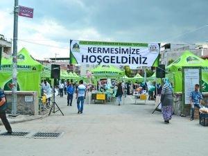 Bursa'da 'hayır çarşısı'