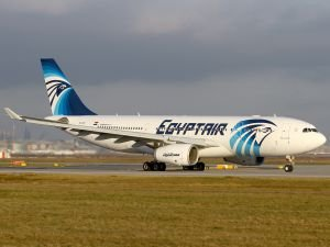 Mısır uçağının enkazına ulaşıldı