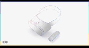 Google'dan sanal gerçeklik gözlüğü