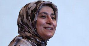 Sare Davutoğlu'ndan tebrik