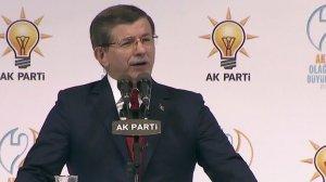 Eski Başbakan Davutoğlu'ndan önemli açıklamalar